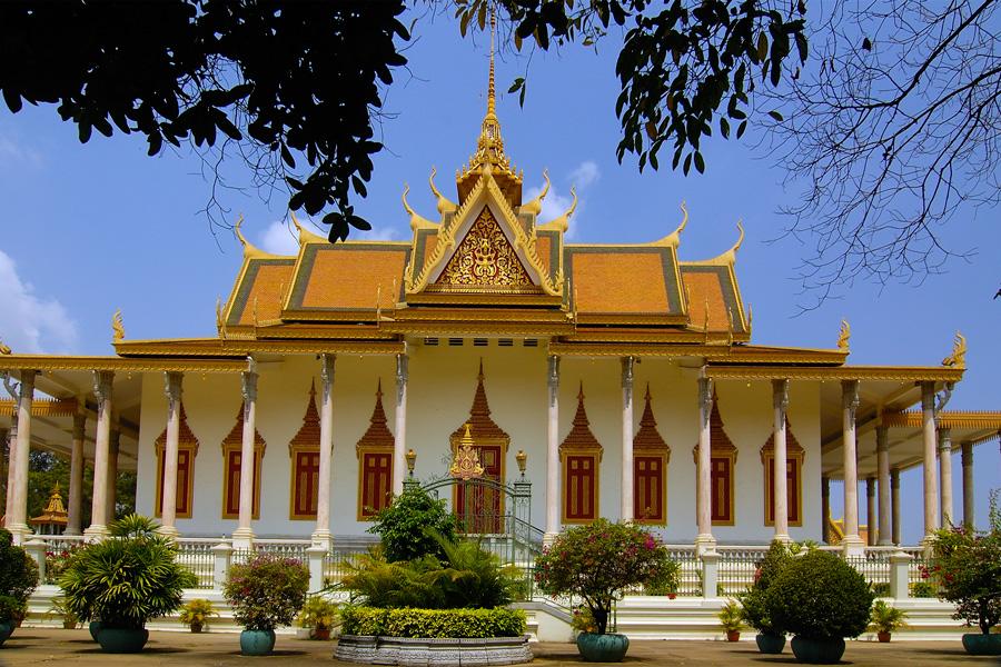 Sóc Trăng nổi tiếng với nét đẹp văn hóa Khmer.