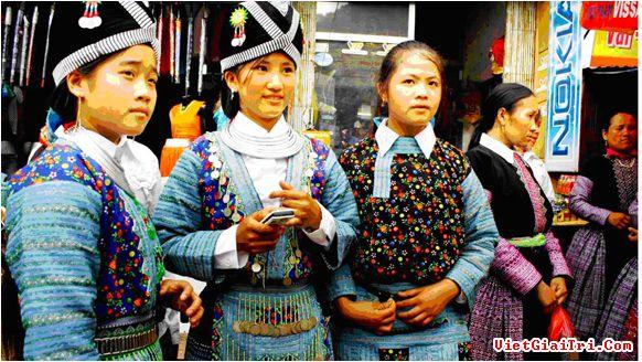 Đồng bào Mông ở Sơn La
