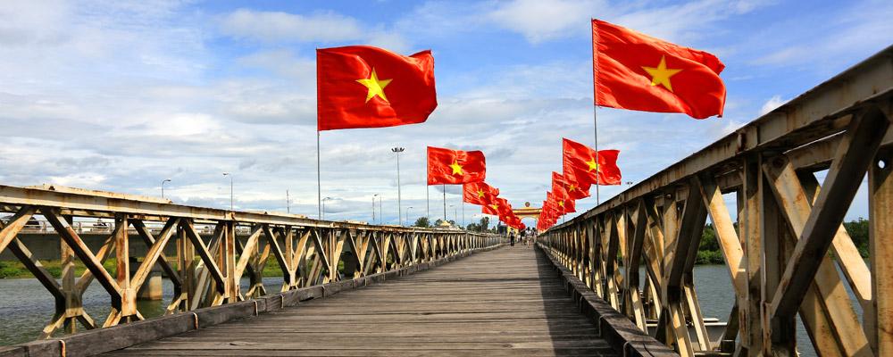 Cầu Hiền Lương ( lịch sử )