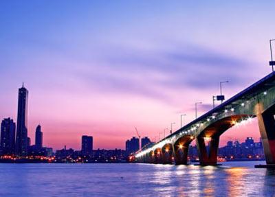 Toàn cảnh sông Hàn ngày nay