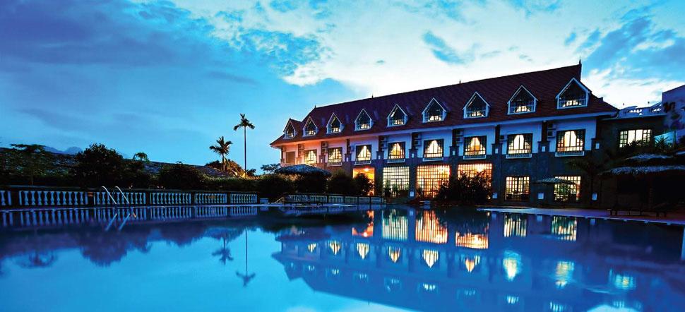 V-Resort tiêu chuẩn 3 sao tại khu du lịch khoáng nóng Kim Bôi.