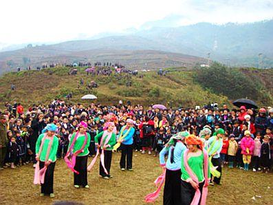Những nét văn hóa đặc sắc ở Tả Van Giáy