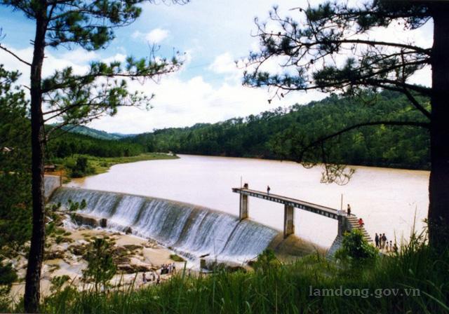 Dự án khu du lịch Dankia Suối Vàng đang thu hút sự quan tâm của các nhà đầu tư nước ngoài.