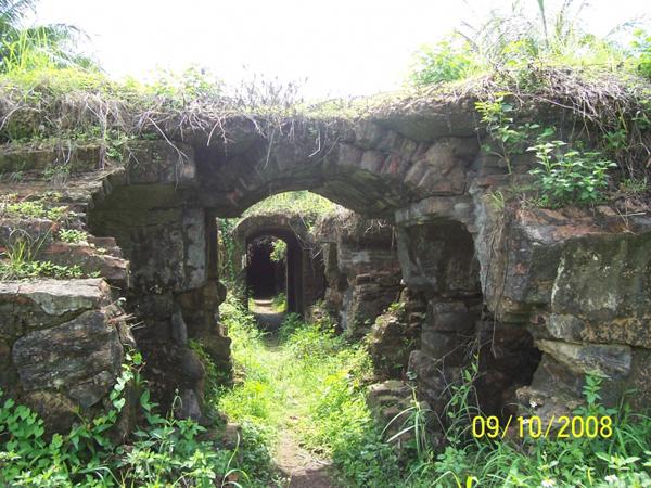 Nhà lao tù trong Thành Cổ