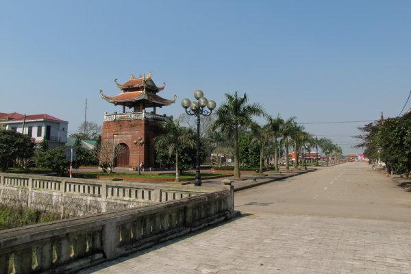 Tháp chuông Thành Cổ
