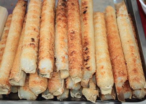 Cơm lam - Đặc sản Kon Tum