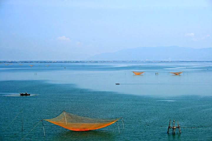 Đàm Thi Nại - Điểm du lịch hấp dẫn ở Quy Nhơn.