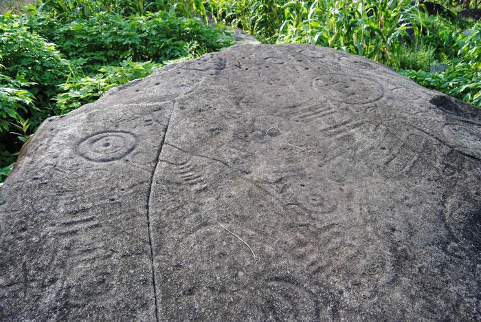 Bãi đá cổ Sapa.