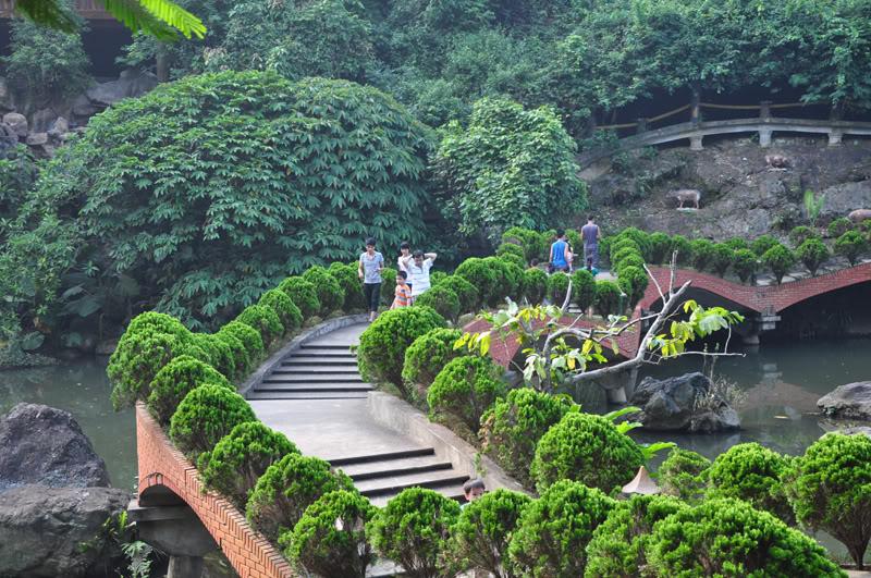 khu du lịch Thiên Sơn - Suối Ngà