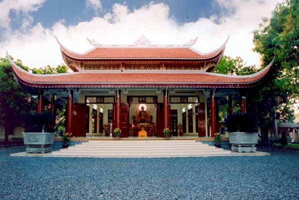 Thiền viện Liễu Đức