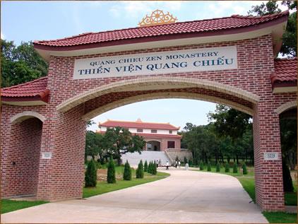 Thiền Viện Phổ Chiếu
