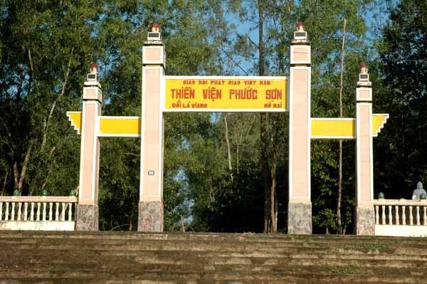 Thiền viện Phước Sơn