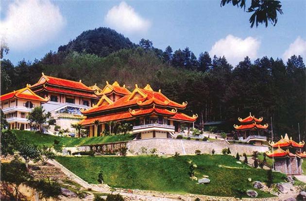 Kết quả hình ảnh cho Trúc Lâm Thiền viện