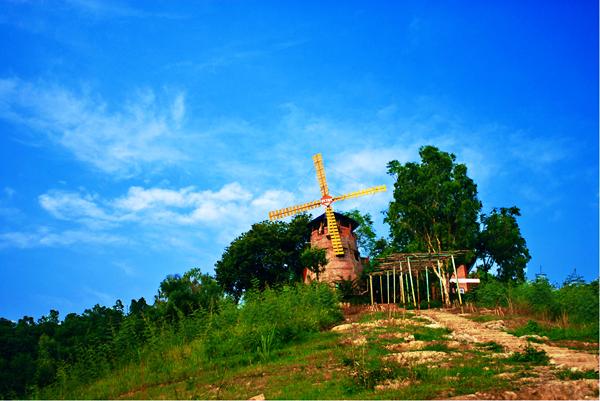 Đảo cối xay gió.