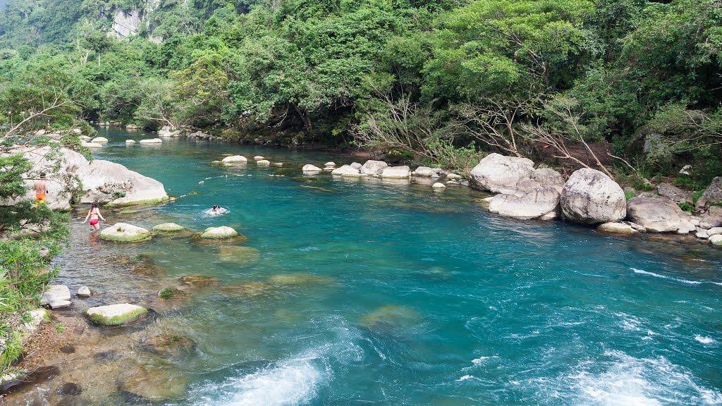 Suối Trạch - Thung Nai