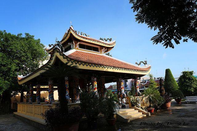 Điểm du lịch hấp dẫn: Lăng Tứ Kiệt.