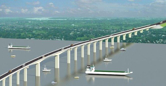 Điểm du lịch hấp dẫn: Sông Cửu Long.