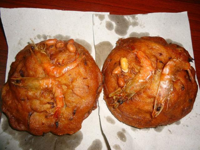 Món ngon ở Tiền Giang: Bánh vá (bánh giá).