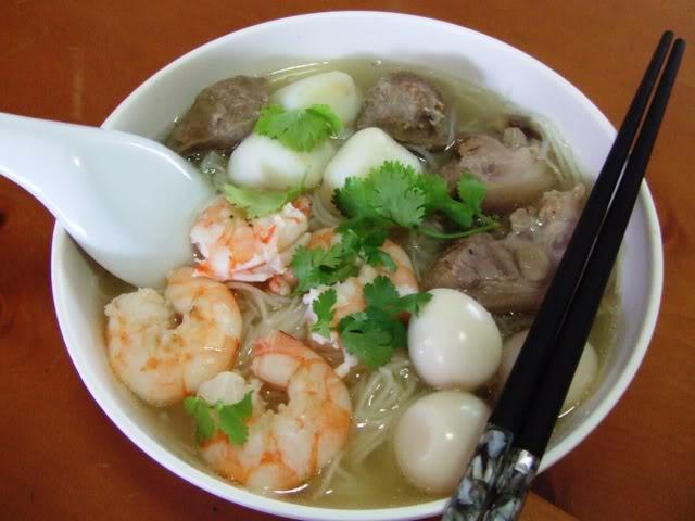 Món ngon ở Tiền Giang: Hủ tiếu Mỹ Tho.