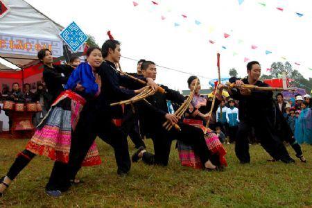 Tiếng khèn của người Mông