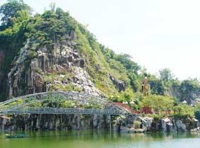 Tiểu Hạ Long_Phong Nha ở An Giang