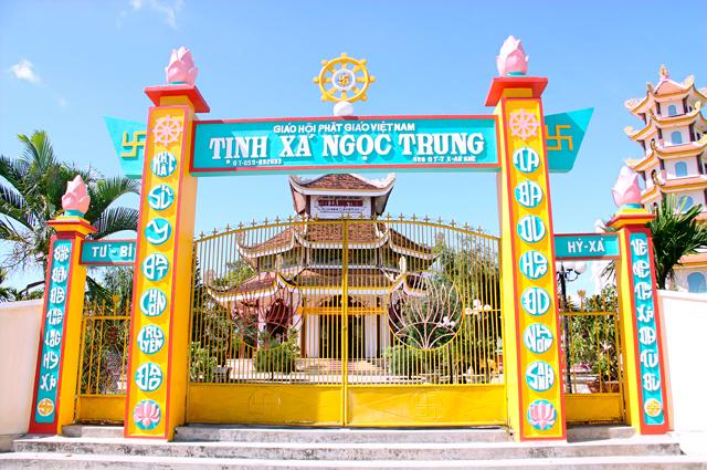 Tịnh Xá Ngọc Trung