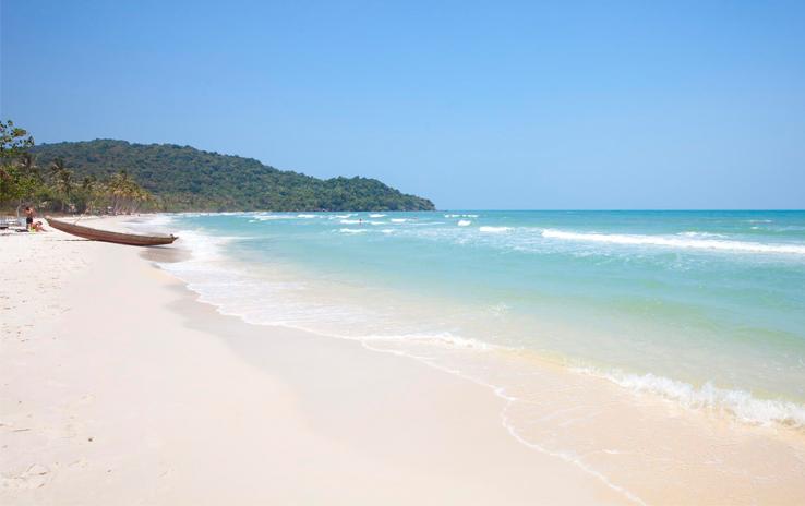 Điểm chụp hình đẹp ở Trà Cổ - bãi biển Trà Cổ