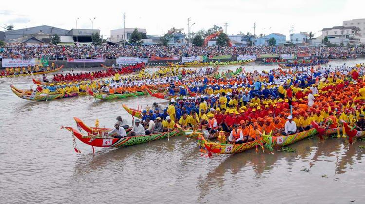 Lễ hội Ok Om Bok
