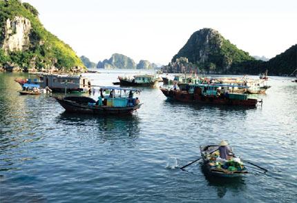 Vân Đồn là cảng ngoại thương đầu tiên ở nước ta