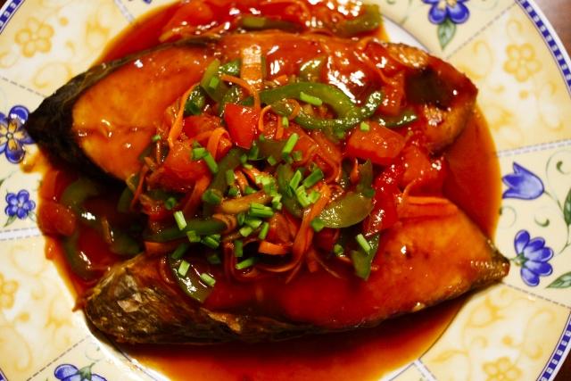 Món ngon Hạ Long - Cá thu một nắng.