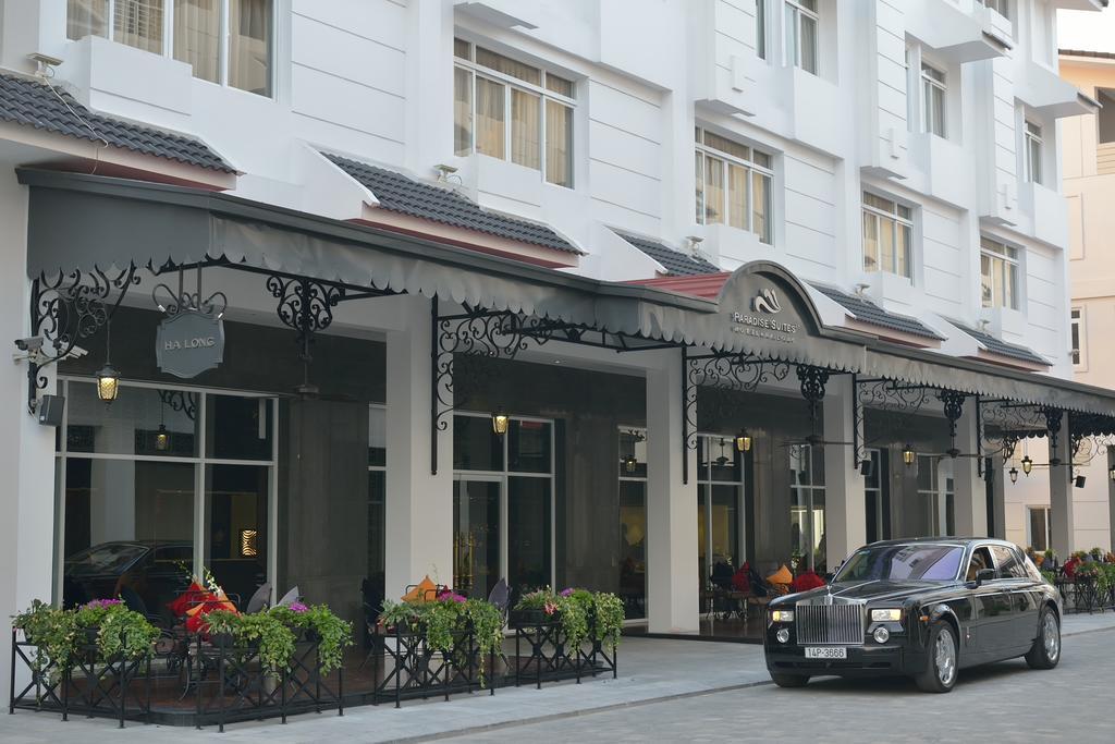 Paradise Suites Hotel.