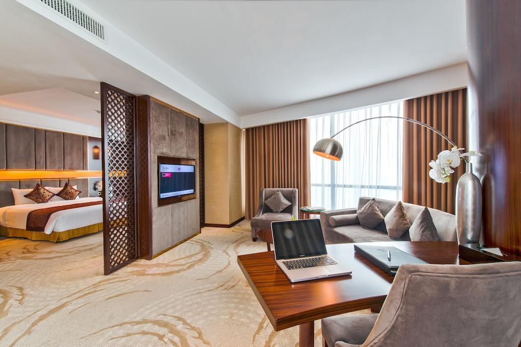 Muong Thanh Luxury Quang Ninh Hotel.