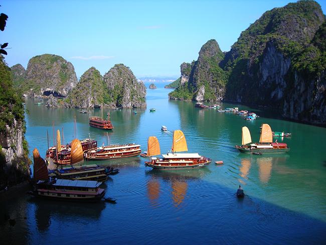 Kinh nghiệm du lịch Vịnh Hạ Long