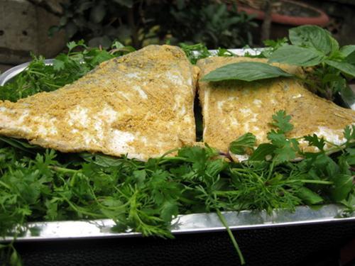 Cá thính Lập Thạch là một món ăn đặc biệt, chỉ có ở huyện Lập Thạch – Vĩnh Phúc