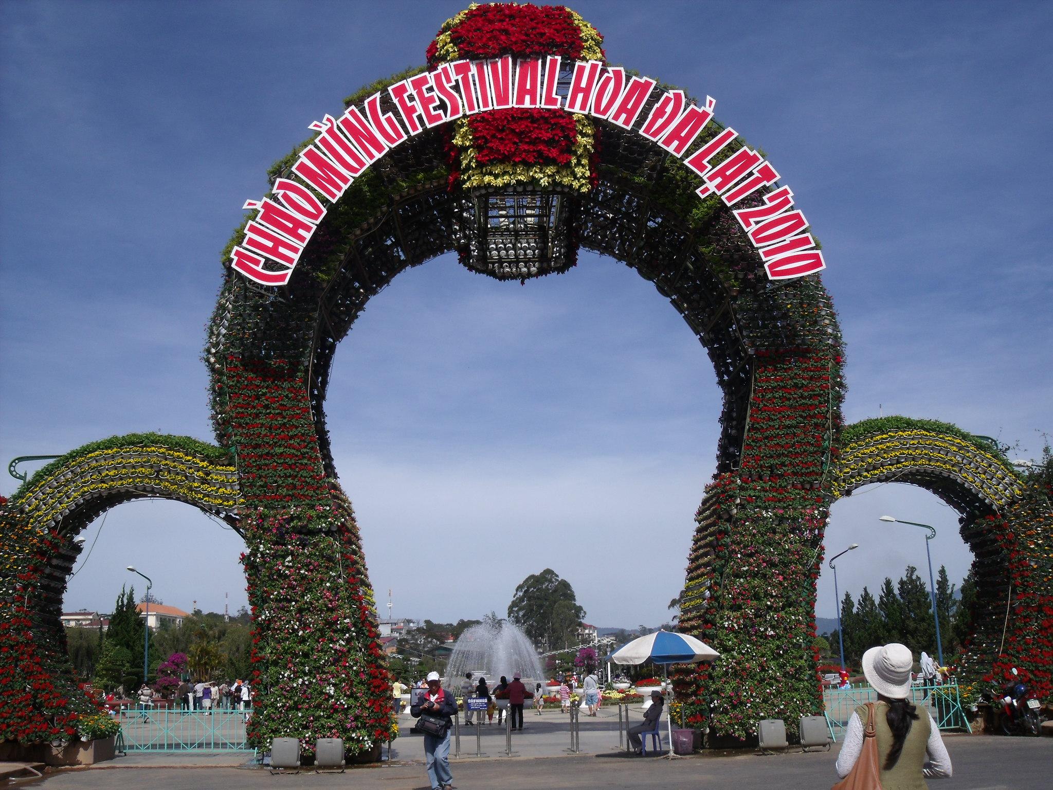 Kết quả hình ảnh cho Vườn Hoa Thành Phố