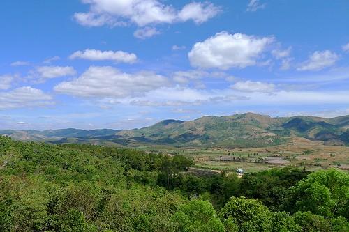 toàn bộ khu vực này có diện tích rừng khoảng 700.000ha