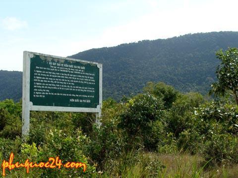 Khám phá vườn Quốc gia Phú Quốc