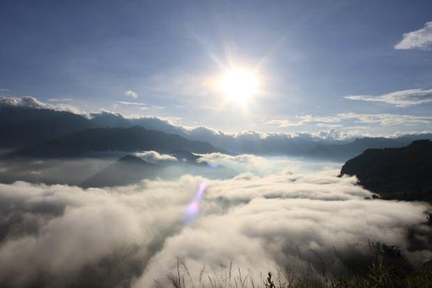 biển mây Y Tý