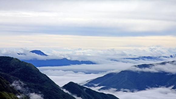 Thiên đường mây