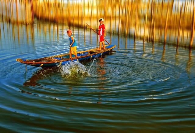 Khám phá cảnh đẹp & cuộc sống ở Phá Tam Giang - Trải nghiệm nên thử khi du lịch Huế.