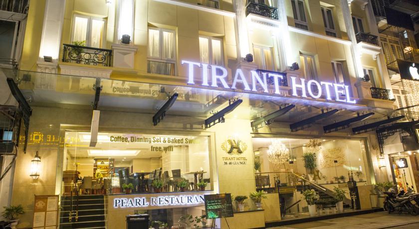 Khách Sạn Tirant