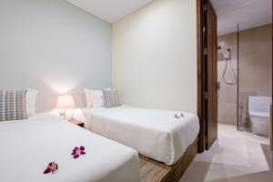 Suite 2 phòng ngủ nhìn ra đại dương