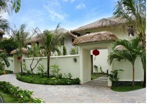 Villa có Hồ bơi trên Bãi biển