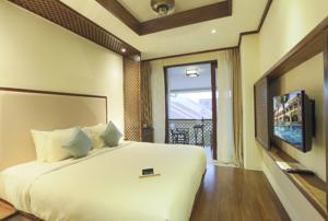 Phòng Tiêu chuẩn Giường đôi có Ban công - Bao gồm Spa