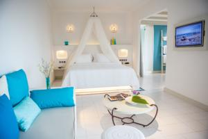 Bungalow Deluxe nhìn ra biển