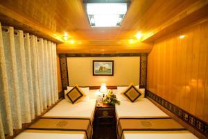 Phòng Deluxe có 2 Giường đơn - 3 Ngày 2 Đêm - Bao ăn 3 bữa