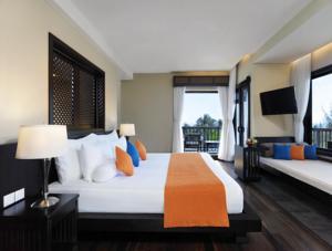 Phòng Deluxe Giường Đôi nhìn ra Biển - Gói spa không hạn chế