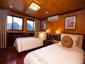 Phòng Premier Giường Đôi/2 Giường Đơn - 3 Ngày 2 Đêm