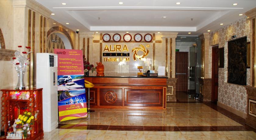 Khách sạn Aura