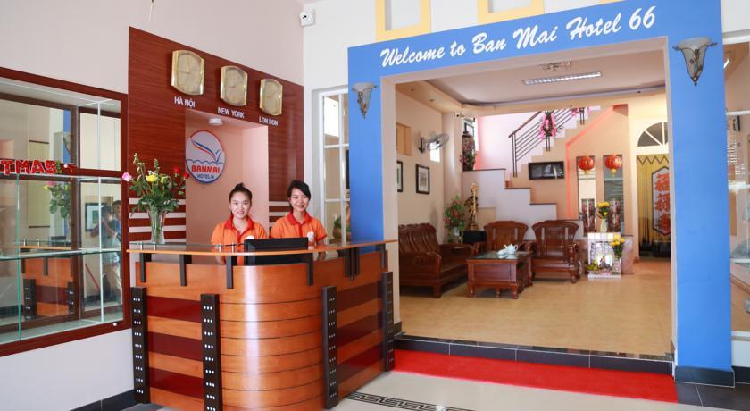 Khách sạn Ban Mai 66